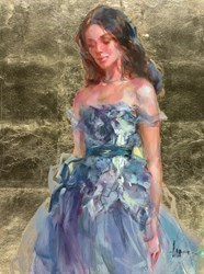 Till You Reach the Shore by Anna Razumovskaya -  sized 18x24 inches. Available from Whitewall Galleries